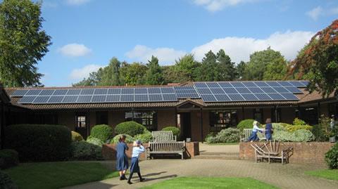 Solar For Commercial Premises