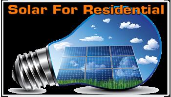 Solar for Residential